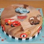 Cars, Takel en Sally taart