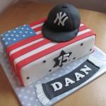 USA & Cap taart