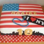 New York taart