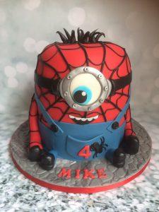 3D Spider Minion