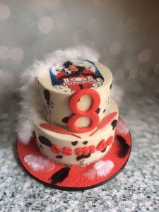 101 dalmatiers taart